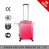 Export hand hard case business travel light trolley luggage with TSA lock                                                                         Quality Choice