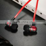 Wallytech Metal PATENTED Headphone with Microphone and Volume Remote for Android and for iPhone 6 plus
