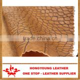 100% top grain leather synthetic for luggage,laptop bag,watch belt,tools cover
