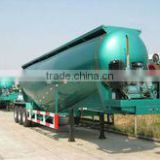 50cbm Bulk cement and powder material tank semi-trailer for sale