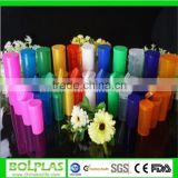 colorful top vial,plastic Joint tube Plastic Hinged Vial Cone Tube Container