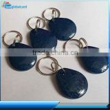Competitive price Customized Epoxy 125KHZ/13.56MHZ/UHF rfid keyfob,rfid key tag,rfid keychain