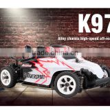 Original Wltoys WL K979 Super RC Racing Car 4WD 2.4GHz Drift Remote Control Toys High Speed 30km/h Electronic Off-road rc cars