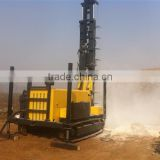 quzhou factory price air compressor drilling rig used for wells