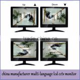 "Wireless IP Camera Display 26"" HD LCD Monitor For CCTV CAM Video Audio Tester"