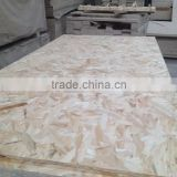 linyi 9mm OSB board (riented Strand Board) with cheap price