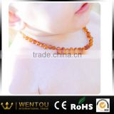 Pure Baltic Baby Amber Necklace