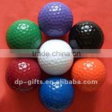 2016 colors golf balls branded