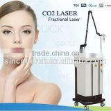 100um-2000um Co2 Fractional Laser Machine Best Skin Resurfacing Treatments Fractional Laser For Scars Medical