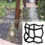 DIY Tool -Path Maker Plastic Concrete Pavement Mould