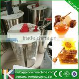 16 frames honey extraction machine/electric motor honey extractor
