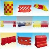 OEM rotomould for plastic road barrier ,custom design available UV.8 material road barrier