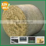 2016 China Top sale horse hay net hay bale net wrap