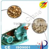 High production forest machinery wood disk chipper