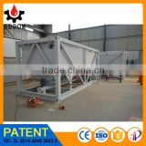 portable asphalt batching plant,powder silo with portable augers for sale