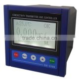 factory price high precision electrical conductivity controller price/conductivity water monitor specially