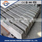 Mining using concrete railway sleepers/concrete sleeper for sale