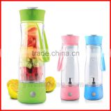 Electric protein shakerJuice Cup blender my water bottle automatic movement vortex tornado Bottle detachable smart mixer USB Min
