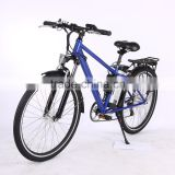 26inch steel frame lithium battery 36V 250W electric bicycle cheap electric bike for sale