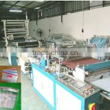 Zipper bag Making Machine with Attachment
