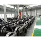 CRRC Taiyuan railway bogie, railway wagon bogie, train parts,railway rolling stock parts, railway car parts manufacture