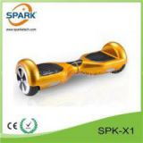 Most Popular New Plated Colors Two Wheels Self Balancing Scooter SPK-X1