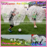 1.5M Adults Clear loopy balls/body bumper balls