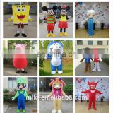 Manufacture professional custom classical cartoon movie mascot costume animal costume promotions
