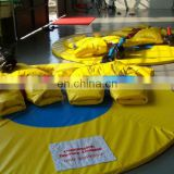 Funny inflatable sumo suit interactive game