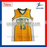 Healong padded 3D Sublimation AFL Jumper men