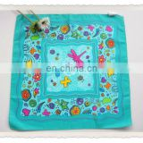 beautiful design for men's cotton printed handkerchief
