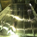 Stainless Steel Press Plate for HPL and MDF panels