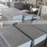 Black basalt paving tile