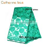 Catherine Wholesaler 2018 New Arrival High Quality Nigerian French Lace