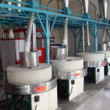 Flour machine,Stone mill,Flour machinery,Complete equipment for flour machinery