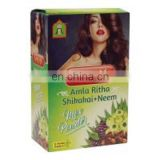 Instant Henna Hair Powder Halal Helal Certified Non Irritant and Organic Product