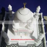 Efficient Marble Taj Mahal Model
