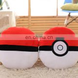Pokemon balls shaped fashion seat cushion