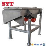 linear vibrating sieve machine for powder , Sanyuantang manufacturer