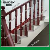 Shenzhen Yimeiden Supply Home Redwood / Beech / Solid Wood Staircase YMD-1921