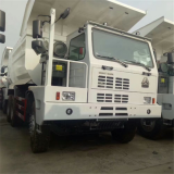 Sinotruck HOWO 70ton mining dump truck tipper for mine