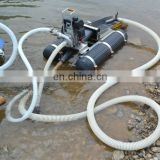 portable 3 inch mini dredge for gold mining