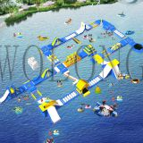 commercial inflatable water park, water inflatable park prices, water park inflatable