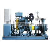 6BT5.9-P160 75kw Single Stage End Suction Diesel Water Pump Set for Irrigation LSDD8.2/50