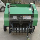 High quality mini hay baler for sale ,Factory direct cheap price CE certificated PTO mini round hay baler