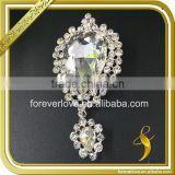 Wholesale lot charming charlies rhinestone lapel pins brooches for women FB-074                                                                                                         Supplier's Choice