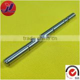 zinc plated alloy steel small shaft, 304 stainless steel mini shaft with very high precision
