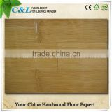 High Gloss Solid carbonized natural Bamboo Flooring