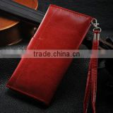 Luxury high quality wallet caes for sony , for sony z1 l39h case