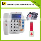 Autodial personal panic button alarm-Automatic Emergency telephone - call for help auto phone number dial